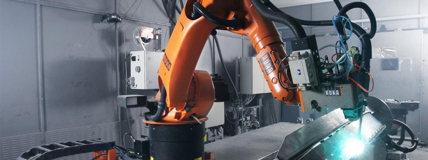 robot kuka welding