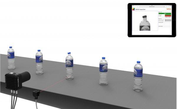 ứng dụng smart camera kiểm tra điền đầy