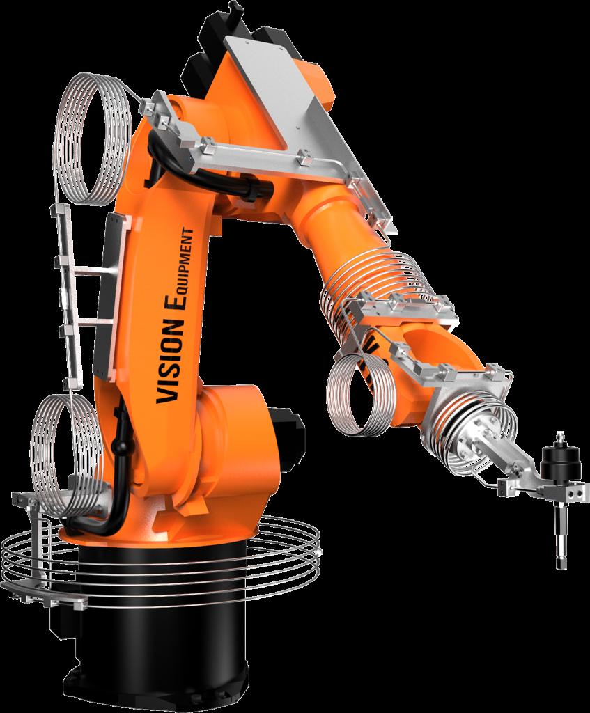robot kuka waterjet