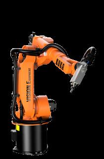 robot kuka milling