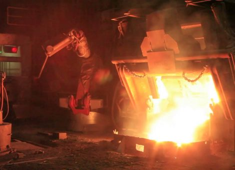 foundry and forging