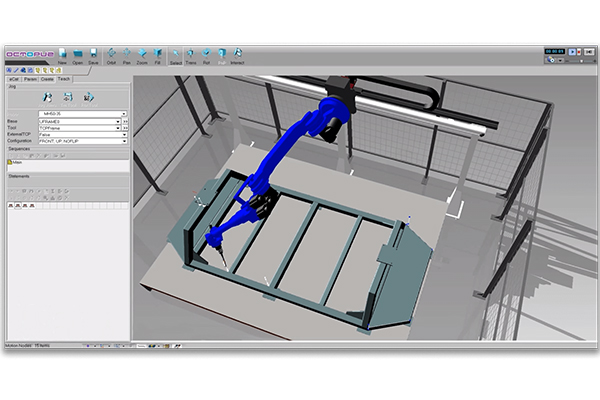 Nền tảng mô phỏng 3D