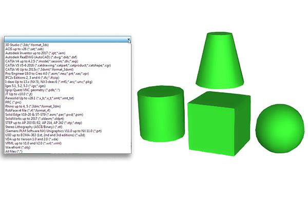 gói mô phỏng 3D Professional