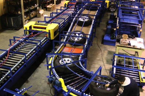 Conveyor sản xuất
